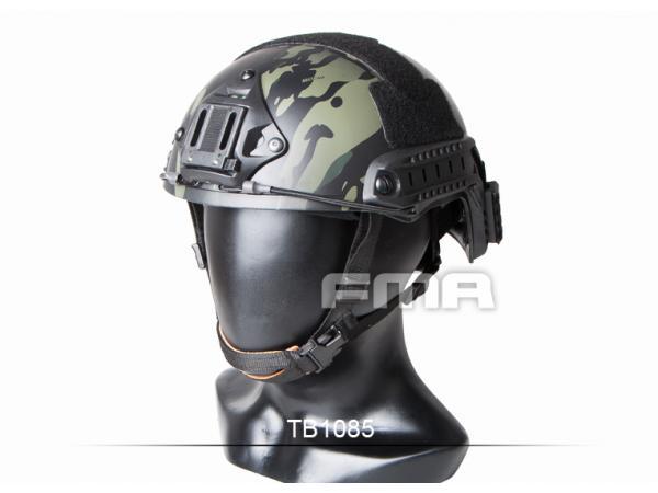 TB1010 M - XL DE TAN FMA New Ballistic Helmet with 1:1 Protection Pad