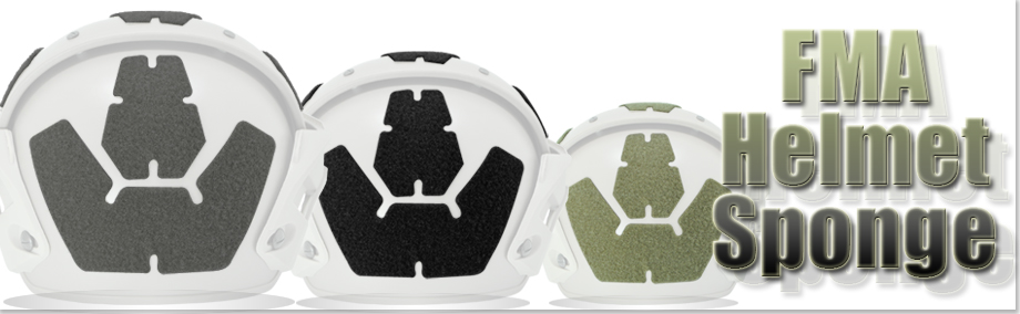 TB878 FG FMA Maritime Devil Helmet stickers Universal