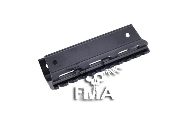 Black FMA Rail System for KSC MP7 TB612