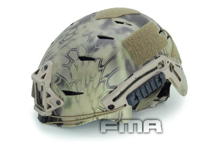 Details about  /FMA FT BUMP Helmet Highlander TB790