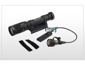 Target one Tactical Flashlight M620V outdoor lighting outdoor lamp flashlight riding flashlight survival AT5003