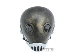 "FMA Wire Mesh ""hell jazz""Golden edition Mask tb670"
