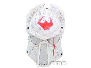 "FMA Wire Mesh ""Wolf 6.0""White version Mask tb671"