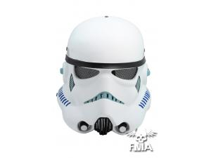 "FMA  Wire Mesh ""Star Wars - white pawns""  Mask tb625"