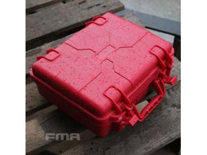 FMA Tactical Plastic Case RED TB1260-RED