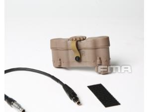 FMA GPNVG18 Battery case (with Real Wire 21cm)  TB1289-C