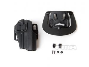 FMA night warrior holster BK  TB1291-BK