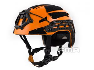 FMA Caiman Ballistic Helmet Orange TB1307-OR