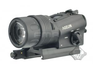 FMA upgraded version of the M720V lights  BK TB968-BK