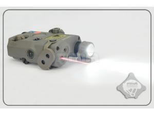 FMA PEQ LA5 Upgrade Version  LED White light + Red laser with IR Lenses FG TB0076