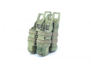 FMA Water Transfer FAST Magazine Holster Set  A-Tacs FG 2in1