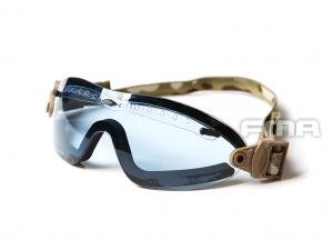 FMA BOOGIE REGULATOR GOGGLE MC TB1302-BLUE