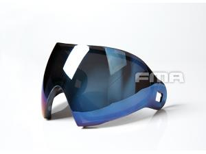 FMA F1 Full face PC lenses FM-G0012