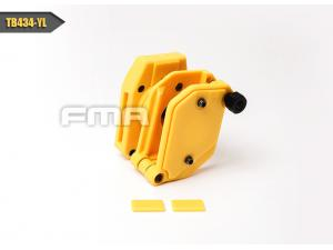 FMA multi-angle speed magazine pouch (YELLO) TB434