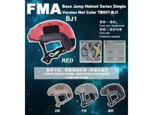 FMA Base Jump helmet series simple version net color  TB957-BJ1