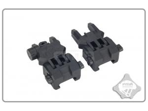 FMA Front and back sight GEN 3 BK TB995-BK