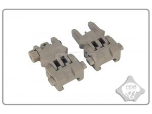 FMA Front and back sight GEN 3 DE TB995-DE