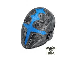 "FMA  Wire Mesh ""Cross the king""  Mask (Silver)tb611"