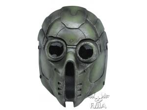 "FMA Wire Mesh ""Green monster"" Mask tb645"