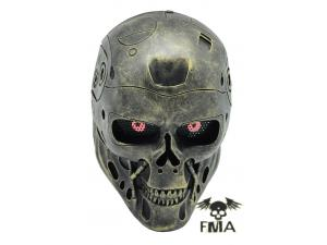 "FMA FMA Wire Mesh ""T800""  golden Mask tb573"