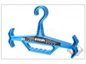 FMA heavyweight tactical hangers BLUE  TB1015-BLUE