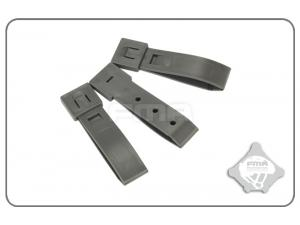 "FMA 3""Strap buckle accessory (3pcs for a set)FG  TB1032-FG"