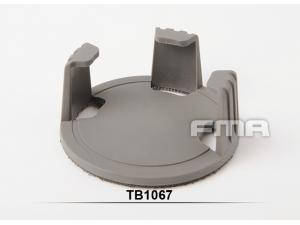 FMA Helmet Frame for Precision Lockout Dip Can Tan Devgru Eagle pouch FG  TB1067-FG