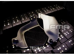 FMA Plastic Side Covers with pad TB1128-FG