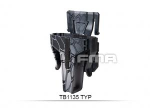 FMA FSMR POUCH IN 7.62 FOR MOLLE TYPHON TB1135-TYP