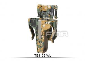 FMA FSMR POUCH IN 7.62 FOR MOLLE SetDigital Woodland TB1135-WL