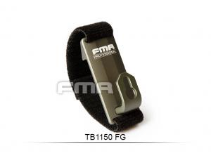 FMA sling belt with reinforcement fitting aluminum version FG TB1150-FG