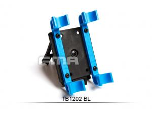 """FMA Revolutionary Practical 4Q independent Series Shotshell Carrier Plastic Blue TB1202-BL"