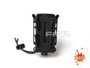 FMA SOFT SHELL SCORPION MAG CARRIER BK (for Single Stack)TB1257-BK