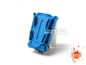FMA SOFT SHELL SCORPION MAG CARRIER Blue (for Single Stack)TB1257-BL