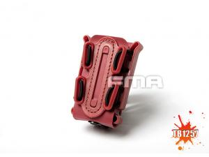 FMA SOFT SHELL SCORPION MAG CARRIER RED (for Single Stack)TB1257-RED