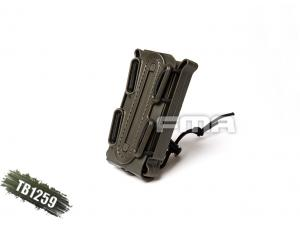 FMA SOFT SHELL SCORPION MAG CARRIER OD (for 9mm)TB1259-OD