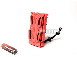 FMA SOFT SHELL SCORPION MAG CARRIER Orange red (for 9mm)TB1259-OR
