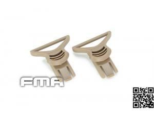 FMA Goggle Swivel Clips ( Model C 36 mm )TB313