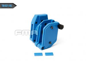 FMA multi-angle speed magazine pouch (BLUE) TB431