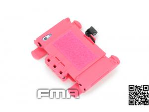 FMA molle mobile pouch for iphone 5 PINK tb772
