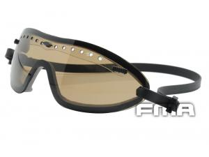 FMA BOOGIE REGULATOR GOGGLE Brown tb809