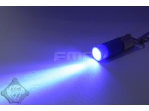FMA M870 TYPE FLASHLIGHT 270lumen -blue tb889-BL