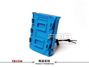 FMA SOFT SHELL SCORPION MAG CARRIER Blue (for 7.62) TB1258-BL