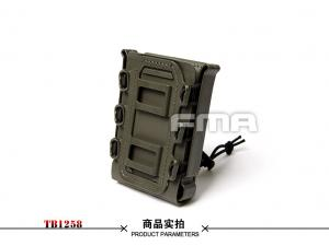 FMA SOFT SHELL SCORPION MAG CARRIER OD (for 7.62)TB1258-OD