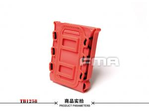FMA SOFT SHELL SCORPION MAG CARRIER Orange red (for 7.62) TB1258-OR