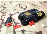 FMA PEQ LA5-C Upgrade Version  LED White light + Green laser with IR Lenses TB1075-BK