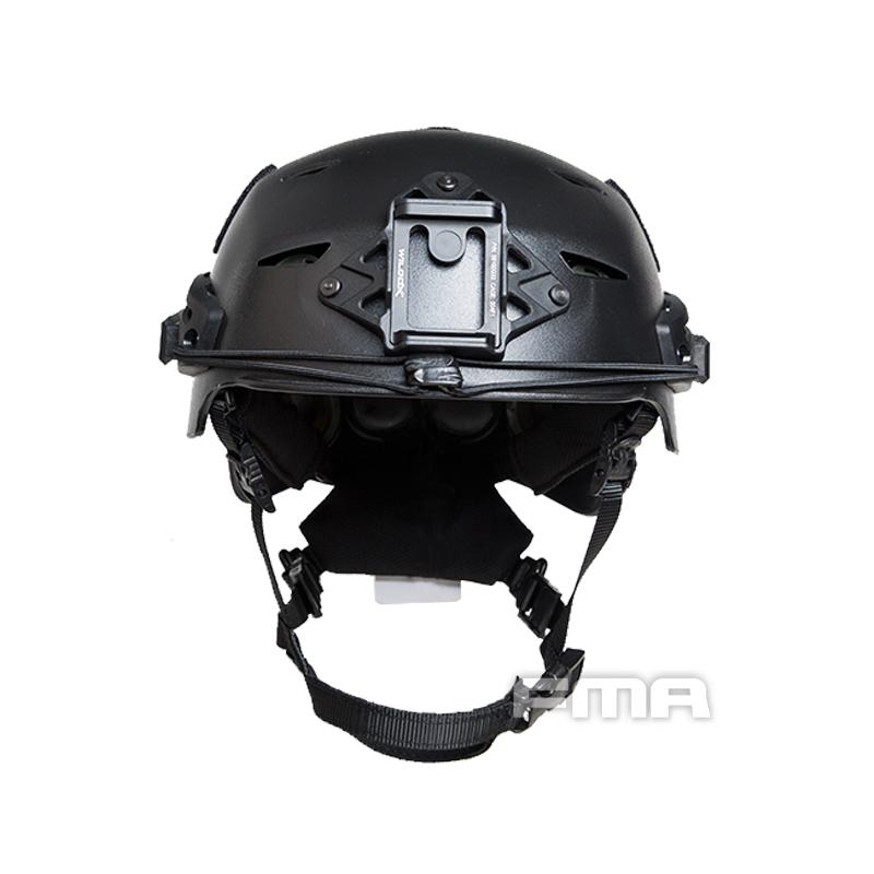 TB741 Details about  /FMA FT BUMP Helmet BK BLACK M//L for Airsoft Paintball