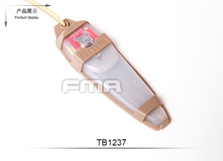 FMA Tactical Safty Ligh TB381 DE, White