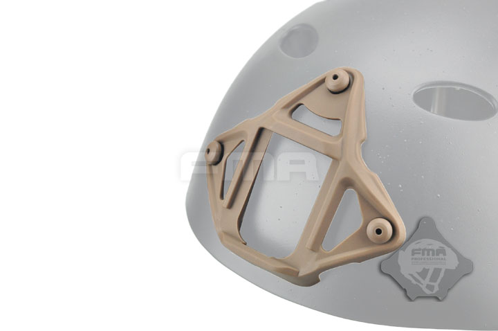FG FMA Helmet VAS Shroud For 3 Hole Helmet TYPE 2 TB613-FG